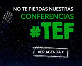 Agenda de Conferencias #TEF